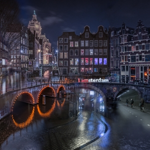 Amsterdam Artist Impression