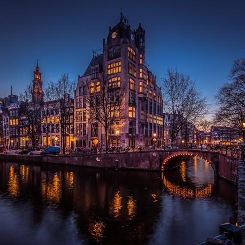 Astoria Gebouw Amsterdam